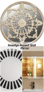 Rosalyn Accent Wall Mirror, #accent #Mirror #Rosalyn #Wall