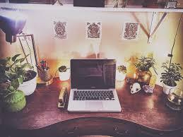 krystal executive office desk. Bohemian Decor #boho #zen #desk #crystals #skull #succulents #indie Krystal Executive Office Desk