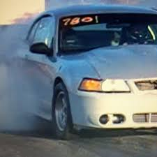 2000 Ford Mustang GT 1/4 mile Drag Racing timeslip specs 0-60 ...