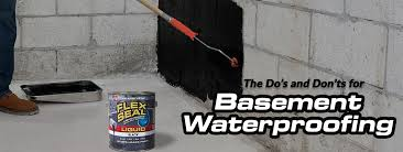 view larger image flex seal waterproofing basement