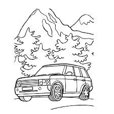Kleurplaat Honda Civic Honda Civic Coloring Page Free Printable