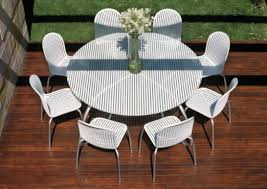 collection in round patio dining table large furniture cover chair