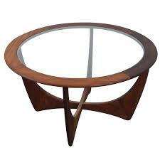 round mid century coffee table coffee table mid century danish modern coffee table by for g