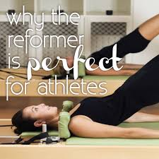 why the pilates reformer is perfect for athletes