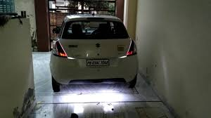 Swift Car Led Lights Modification In Cars Led Lighting With Music System Maruti