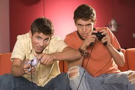 Of teens video games