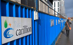 finance cover carillion chiefs face investor wrath after evidence emerges of