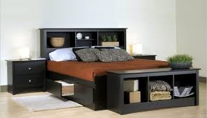 sleek bedroom furniture. modern bedroom with sleek black furniture set awesome i