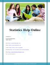 statistics help online gds genie statistics help online
