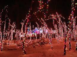 Pittsburgh Social Lights Hartwood Acres Celebration Lights Pa Christmas Lights