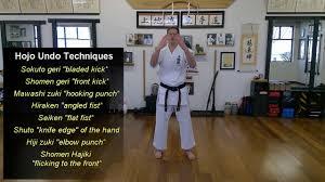 Uechi Ryu full class opening - YouTube