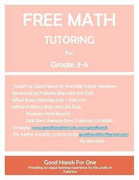 Tutor Flyer Templates Lovely Tutoring Flyer Template Word Audiopinions Document
