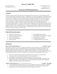 Nurse Skills Resume Amusing New Grad Nurse Skills Resume In Physician Assistant Resume 11