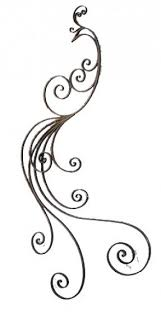 Small Picture Iron Scroll Wall Art Foter