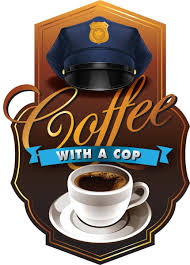 Coffee With A Cop Flyer 10 02 2019 Coffee With A Cop 9am 11am Student Union 1st
