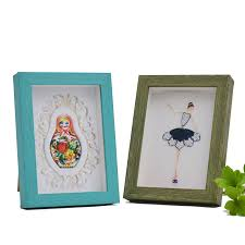 <b>Stereo Photo Frame</b> Plant Dry <b>Flower Frame</b> Butterfly Insect ...