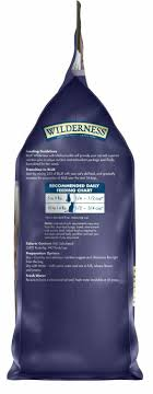 Blue Buffalo Wilderness High Protein Grain Natural Adult Dry Cat Food Chi