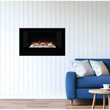 42 inch electric fireplace modern flames home fire series estate design lyndon linear in black
