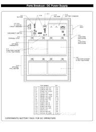 hysecurity hydralift vertical lift parts diagram