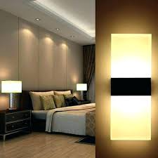 Wall Mounted Led Reading Lights For Bedroom New Decorating Ideas