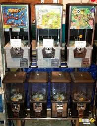Northwestern Vending Machine Inspiration Northwestern Vending Machines Beaver Gumball Machines Greenwald