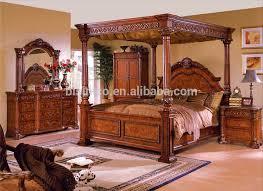 Bisini Luxury Furniture, Antique Bedroom Furniture King Size Double Bed  Frame Design, Wooden Bed