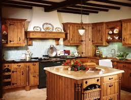 Simple Kitchen Decor Primitive Country Kitchen Decor Ideas With Two Chairs Kitchen