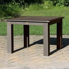 square outdoor dining table square outdoor dining table cover