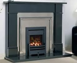 Superior Black Granite Fire Surrounds
