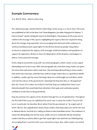 writing a commentary essay co writing a commentary essay