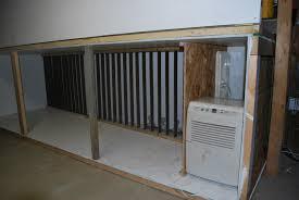 homemade wood kiln dehumidifier