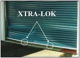 xtra lok roller door security locks
