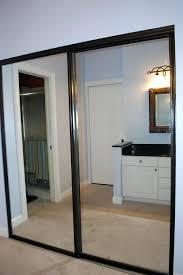 mirrored sliding closet doors. Glass Mirror Closet Doors Sliding Home Design Ideas Mirrored