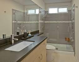 bathroom renovation pictures. Trendy Light-wood Cabinet Bathroom Renovation Pictures