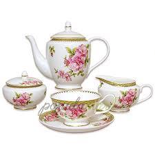 Фарфоровый <b>заварочный чайник 800 мл</b> белый/декор серия ...