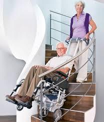 Ein treppenschutzgitter schützt dein baby. Ratgeber Treppen Und Stufen In Sitzender Position Mit Hilfsmitteln Uberwinden Tipps Und Losungsbeispiele Zum Einsatz Von Treppensteiggeraten Online Wohn Beratung De
