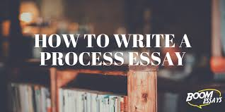 process essay how to structure examples topics