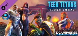 Dc Universe Online Episode 32 Teen Titans The Judas Contract Appid 900820