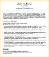 functional resume customer service example functional sales resume