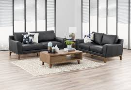 rate furniture brands. Isobel. Leather Sofa Pair Rate Furniture Brands