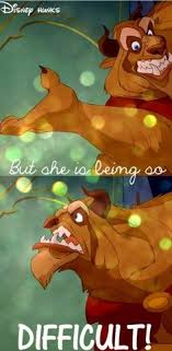 Beauty And The Beast Funny Quotes Best of 24 Best Disney Images On Pinterest Disney Magic The Beast And