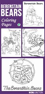 Top 10 Berenstain Bears Coloring Pages