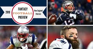 Fitz On Fantasy 2019 New England Patriots Buying Guide