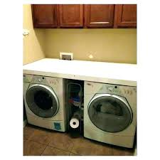 under counter washing machine washer dryer combo surprising over and custom