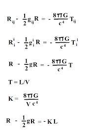 einstein field equations for beginners