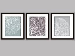 Art for bathroom Prints Fan Coral Prints Bespoke Prints Bespoke Prints Bathroom Tagged