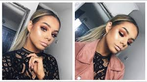 go to glam af grwm hair and makeup