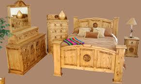Vibrant Western Bedroom Furniture Impressive Decoration