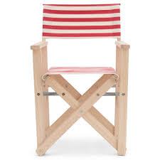 Holz Klapp Stühle Rot Directors Chair Falt Campingstühle