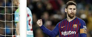 European Goal Scoring Charts Lionel Messi Leads The Way In European Scoring Charts